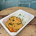 Veggi Dahl met basmati rijst