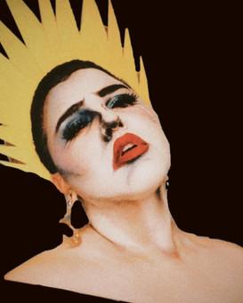 art based makeup