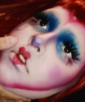 sweet heart makeup