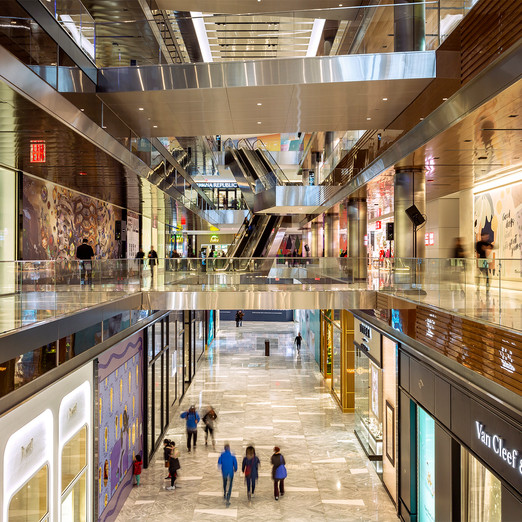 The Shops and Restaurants at Hudson Yards