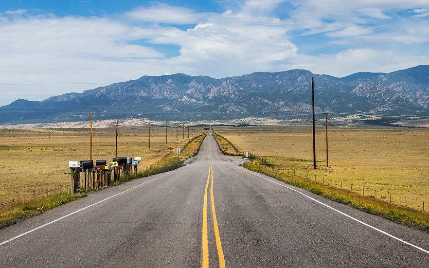 County Road, Colorado