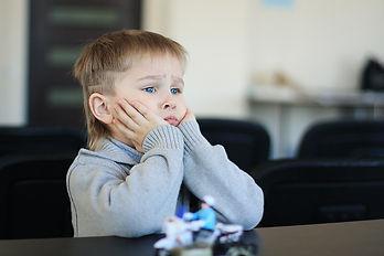 У вашего ребенка нет цели?