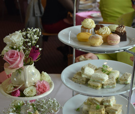 70th Birthday High Tea