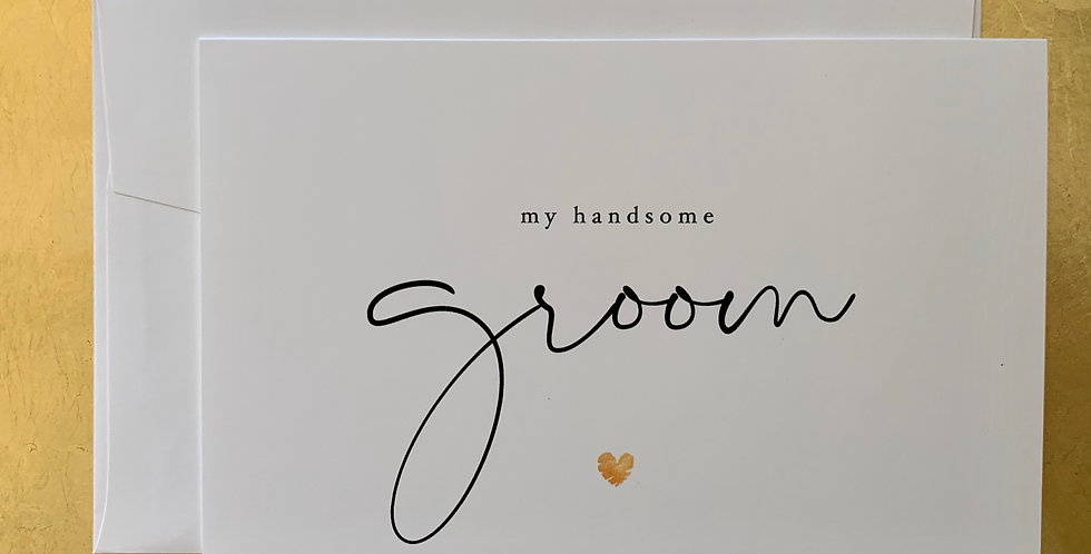 WEDDING PARTY PACK - 10 cards for $50