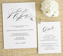 How important are wedding invitations?
