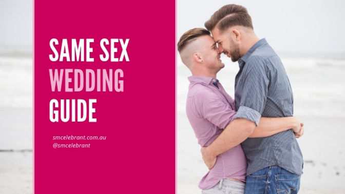 Same Sex Wedding Guide