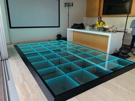 Pool Room dance floor