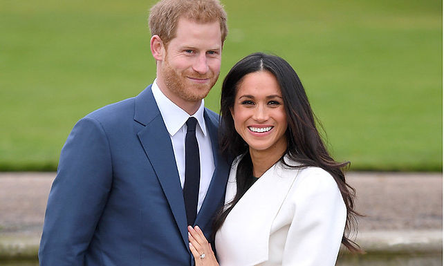 Staggering figures for royal wedding
