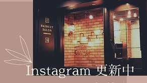 instagram更新中♪