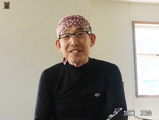 Masaharu Katou