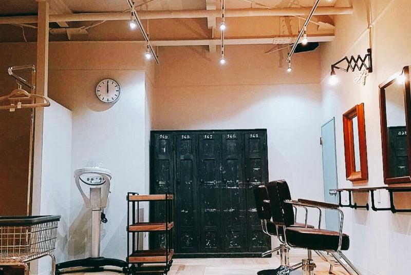 東京都板橋区 美容室工事施工例