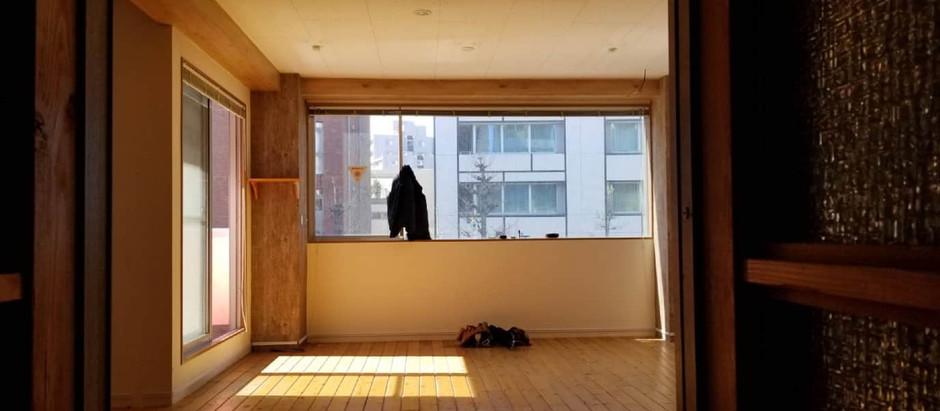 渋谷区恵比寿 美容室様工事着工