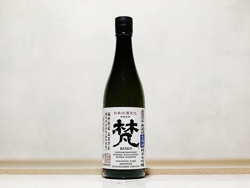 梵 五百万石 無濾過 生原酒 純米大吟釀