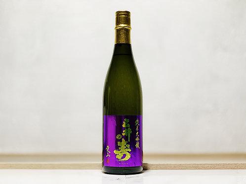 三井之壽 純米大吟釀 愛山