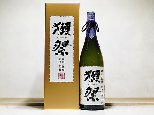 獺祭 二割三分 純米大吟釀 1800ml