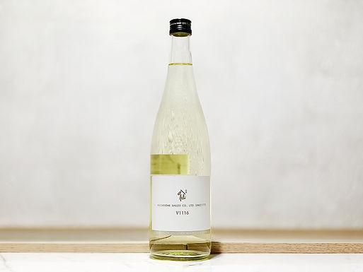 陸奥八仙 V1116 Wine酵母仕込 純米吟釀