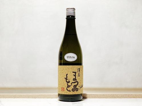澤屋松本 Ultra (ウルトラ) 純米大吟釀
