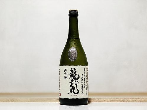 龍神丸 大吟釀生原酒 40