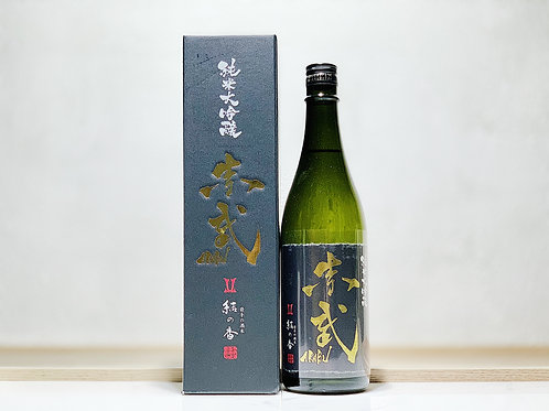 AKABU 赤武 純米大吟釀 結の香