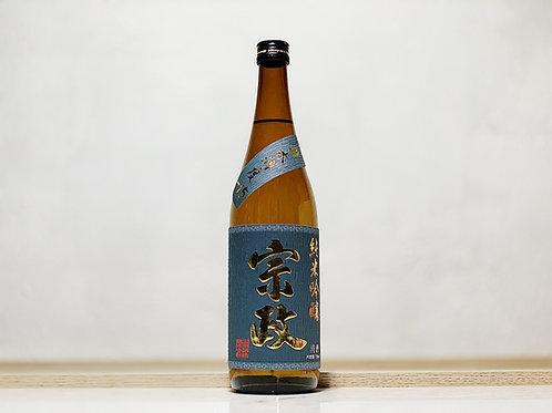 宗政 純米吟釀 日本酒度-15