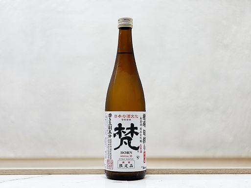梵 槽場旬搾り 純米大吟釀 磨き三割五分