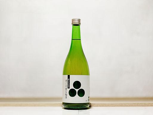 蓬莱泉 (ほうらいせん) 青じそ薫る梅酒