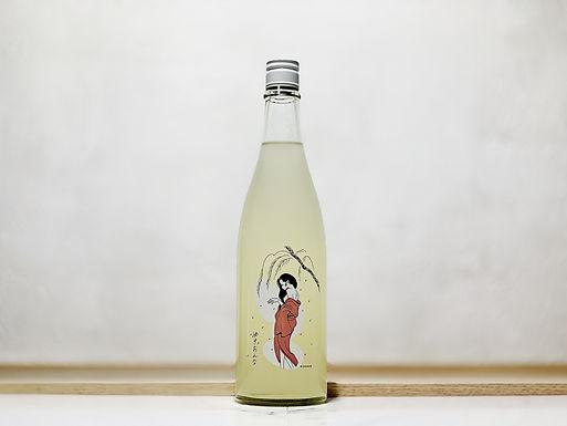 大嶺 純米 3粒 濁酒