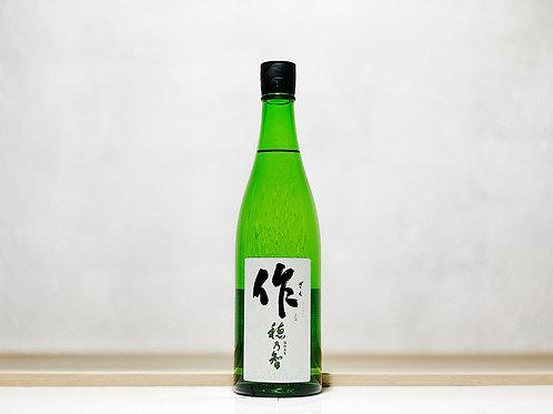 作 純米酒 穗乃智