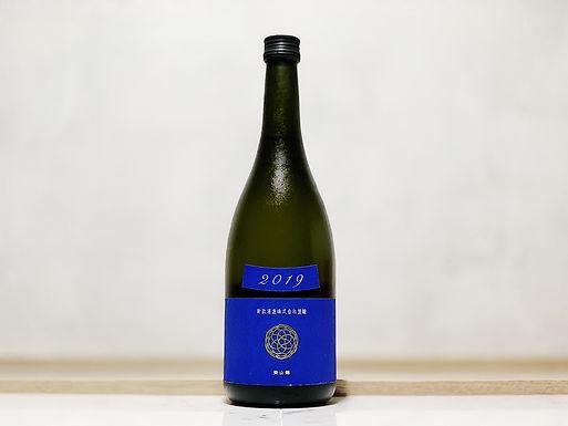 新政 瑠璃 2019 純米酒