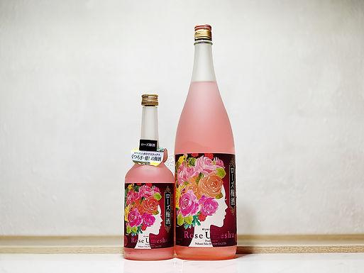 中埜酒造 國盛 玫瑰梅酒