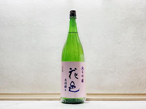 花邑 純米吟釀 出羽燦燦 1800ml