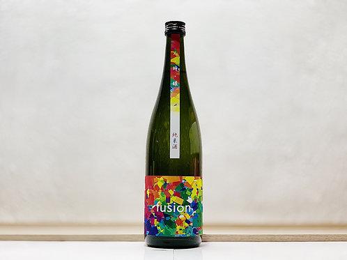 燦爛 特別限定ブレンド純米酒 fusion