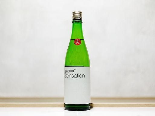 笑四季 Emishiki Sensation White Label 純米 火入