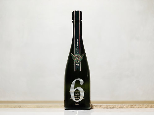 新政 No. 6 X-type 生原酒 2019
