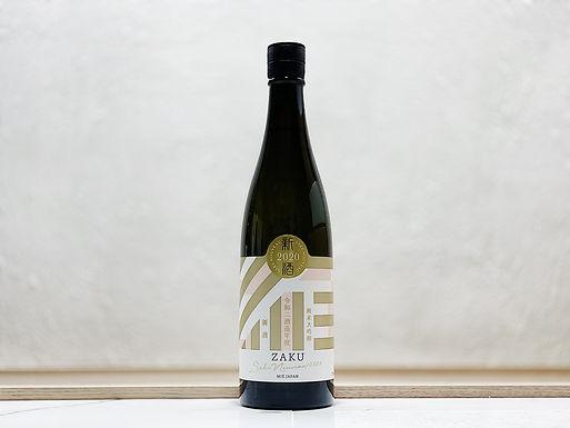 作 純米大吟釀 新酒 2020