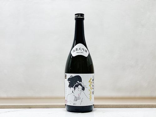 龜之井酒造 くどき上手 しぼりたて 純米大吟釀 生原酒