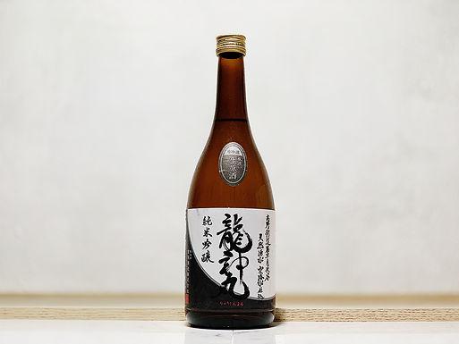 龍神丸 純米吟釀生原酒 50