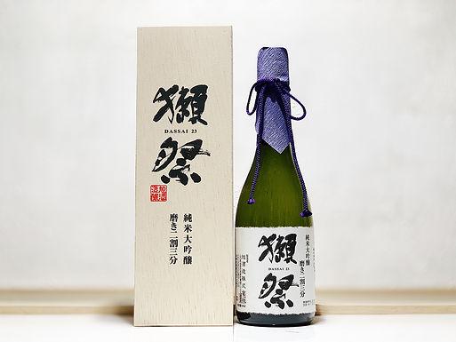 獺祭 二割三分 純米大吟釀 (木盒裝)