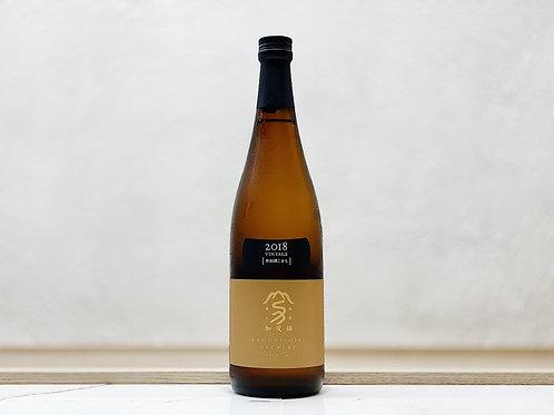 加茂錦 GLL VINTAGE 2018 秋田酒こまち 純米大吟釀
