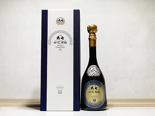 大七 妙花闌曲 Ω(omega) 生酛純米大吟釀 雫原酒