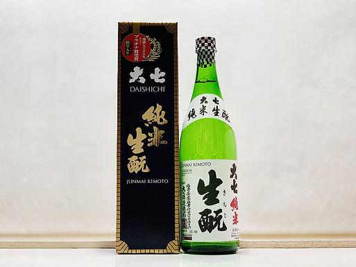 大七 生酛 純米酒