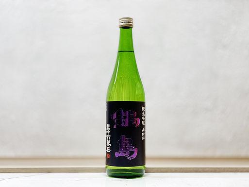 鍋島 純米吟釀 試驗釀造 冰温貯藏