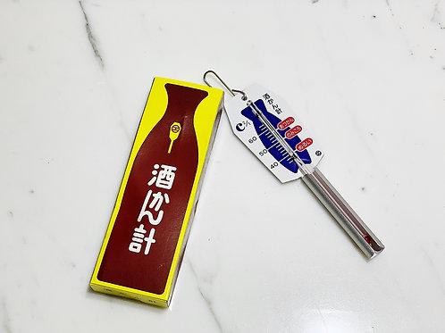 日本計量器工業 酒燗計 (日本酒用温度計)