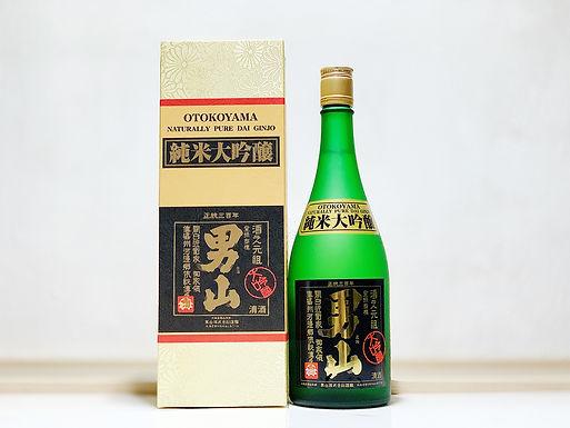 男山 純米大吟釀