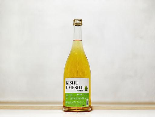 中野 梅酒 KISHU UMESHU