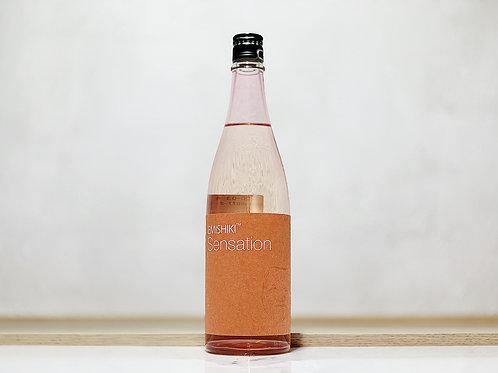 笑四季 Emishiki Sensation Red(あか) Label 純米 火入