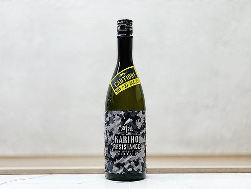 刈穂 Resistance +27 純米生原酒