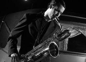 Matt Couzens Bari Sax
