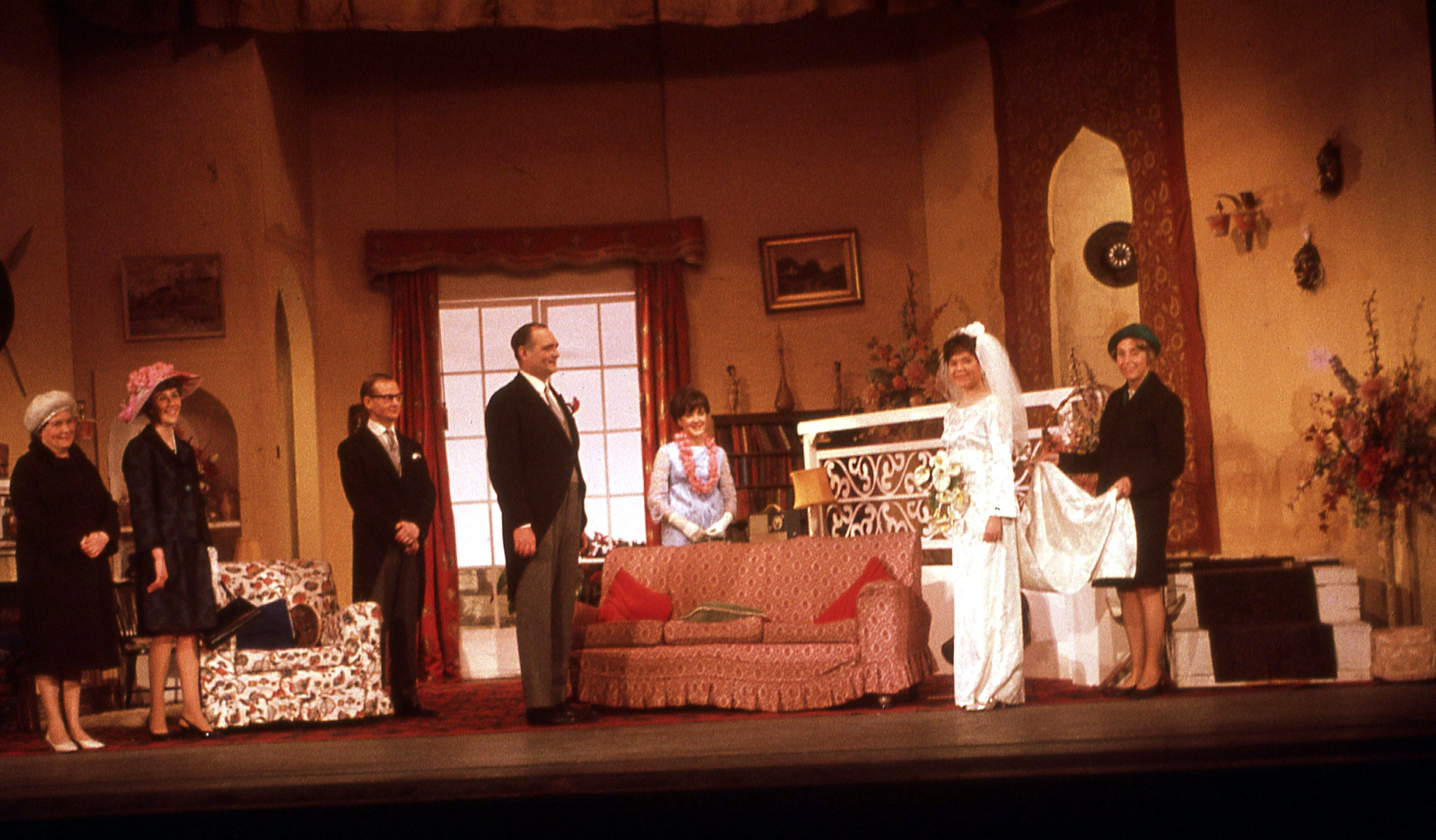 Bride and Bachelor 1968 1