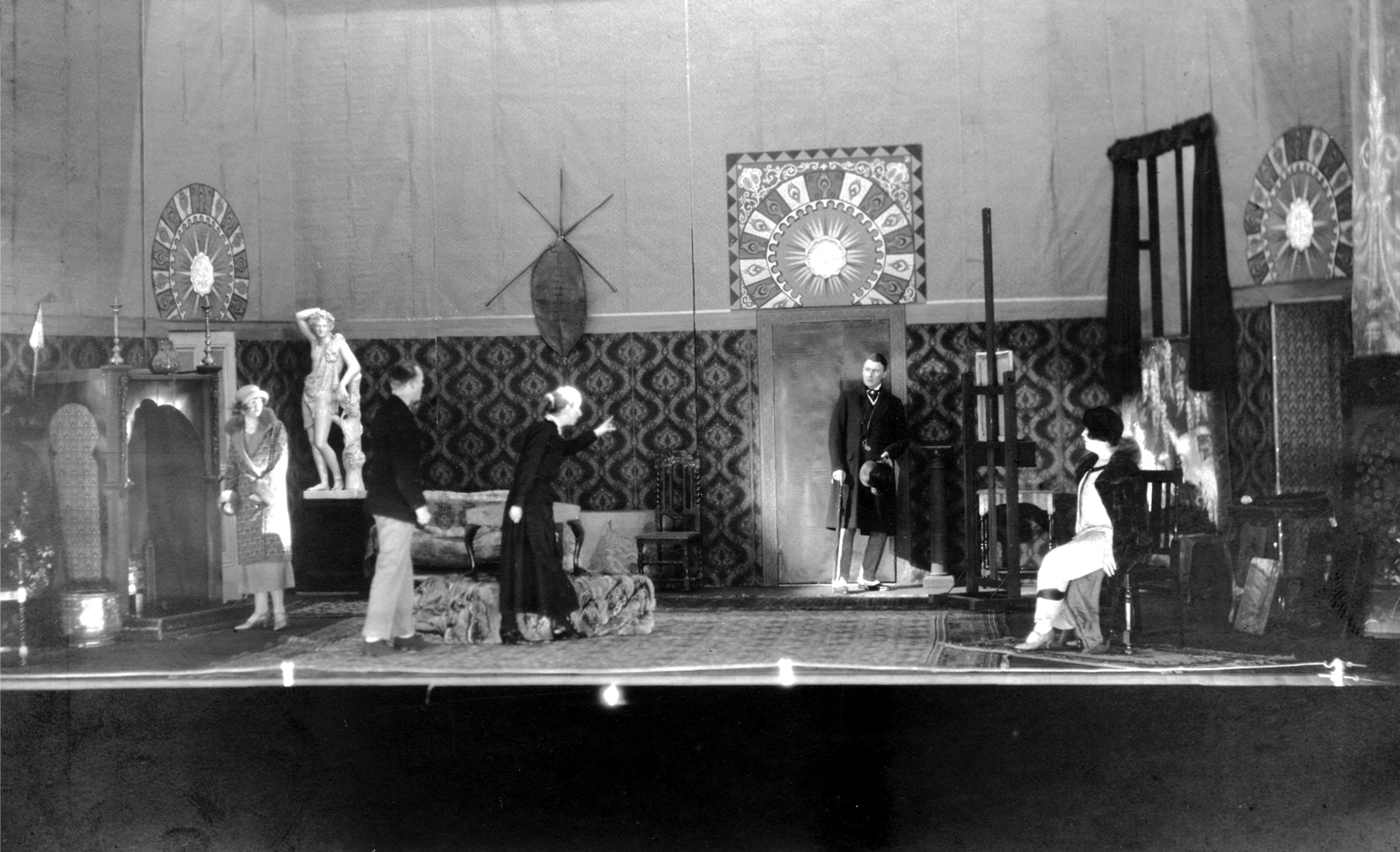 Isobel Edward and Andrew 1925